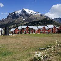 Refugio Torres in Torres del Paine National Park.