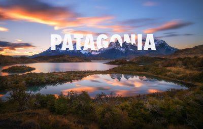 Pategonia landscape