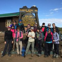 Embark Client Inspires With Post-Cancer Kilimanjaro Climb