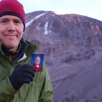 Podcast Interview With Embark Kilimanjaro Climber