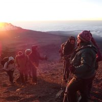 Sharing Our Embark Stories: <BR>Gail Goldfinger, Mt. Kilimanjaro