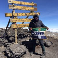 Sharing Our Embark Stories: <BR>Mike Phipps, Mt. Kilimanjaro