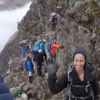 Video: The Barranco Wall on Mt. Kilimanjaro