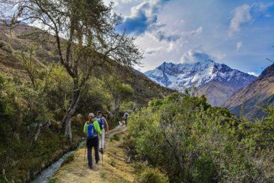 Watch Now: Webinar on the Salkantay Trek to Machu Picchu