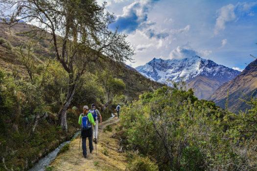 Machu Picchu Trek via Salkantay
