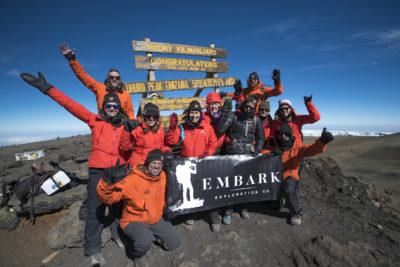 MMRF Kilimanjaro