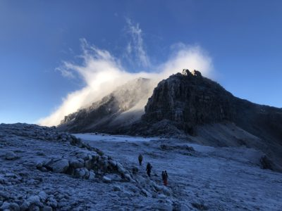 3 Groups on Kilimanjaro This Week