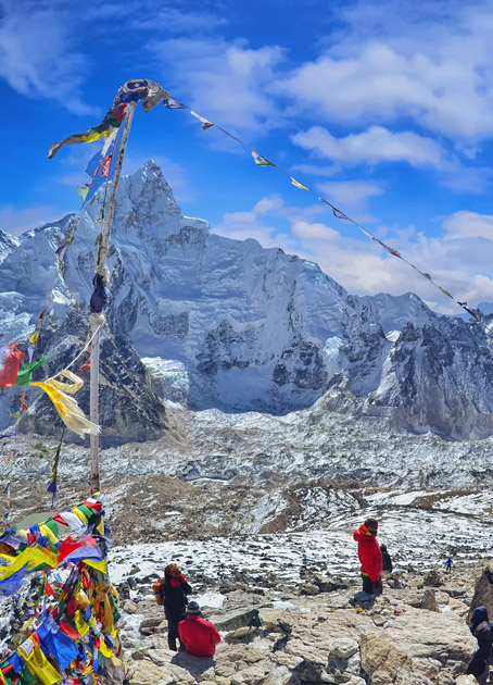 Nepal: Trek to Everest Base Camp stamp